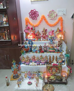 Golu &Navrathri Special Recipes