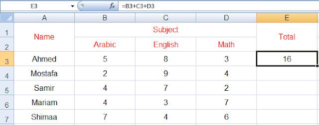 كيفية كتابة معادلات الاكسل formulas+1.jpg