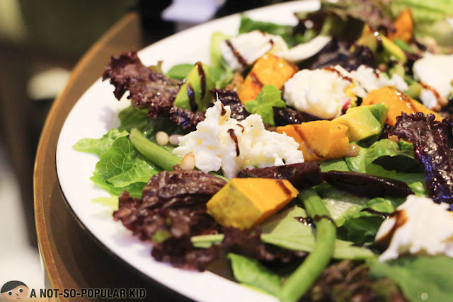 Leggera Superfood Salad of Pizza Express