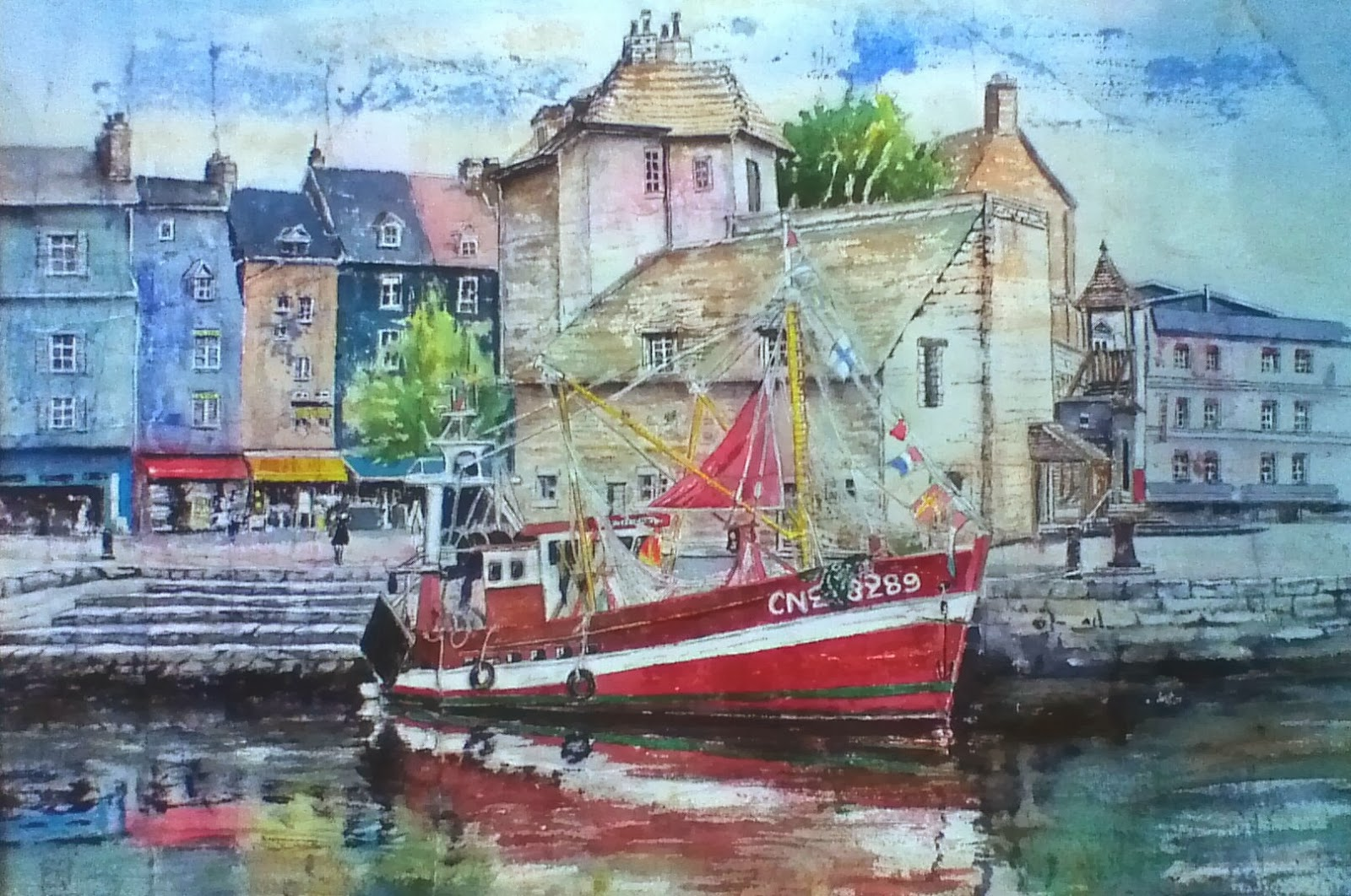 Bev Morgan Painting Adventures Gallery