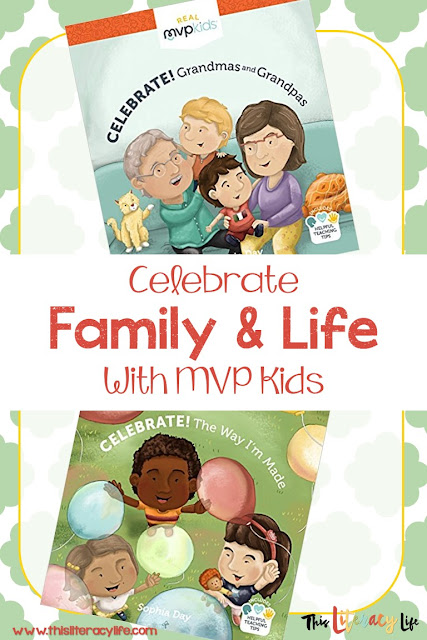 Do you want to show your children diversity in our world? The Real MVP Kids books will show them how we can celebrate everyone for every reason.