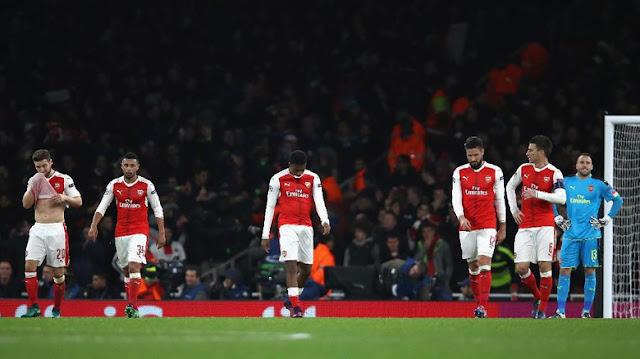 Wenger: Kans Arsenal Finis Kedua 90 Persen
