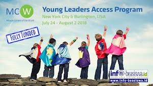 Beasiswa Pelatihan di Amerika Serikat: Young Leaders Access Program