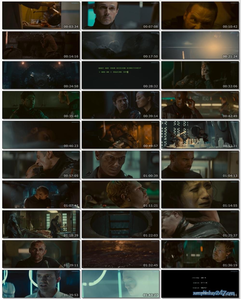 http://xemphimhay247.com - Xem phim hay 247 - Biệt Đội Tử Thần (2015) - Infini (2015)