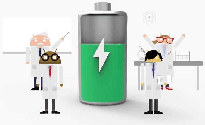 Battery Drops