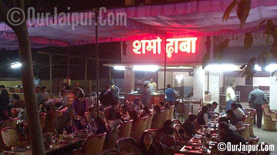 Sharma Dhaba Jaipur