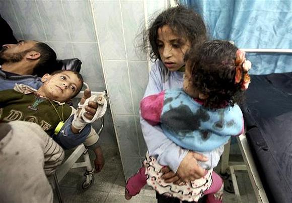 Korban Gaza
