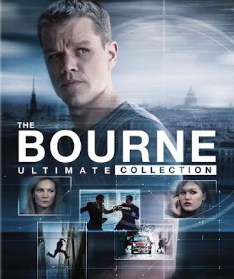 The Bourne Colección [Latino]