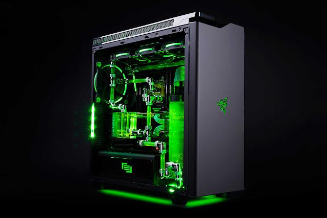 MAINGEAR & RAZER Bergabung Luncurkan PC Gaming R1 | RAZER Edition