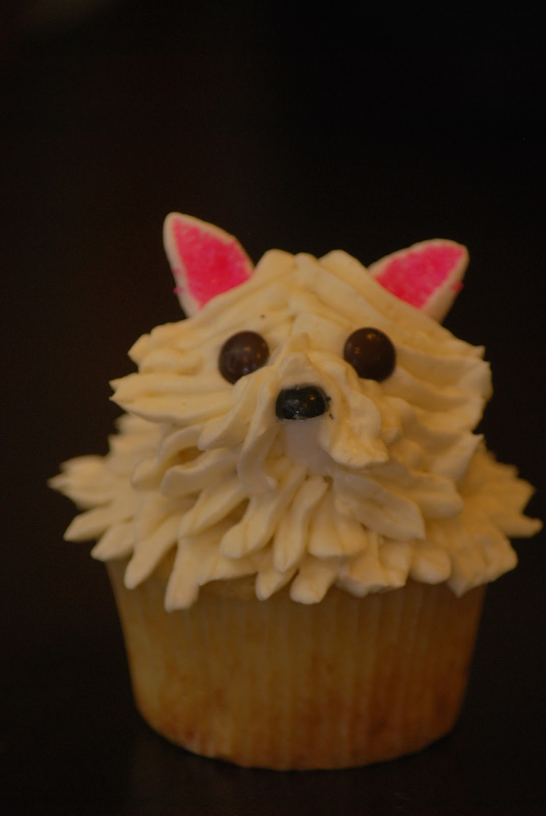 My Story In Recipes Puppy Dog Cupcakes