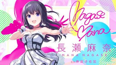 Anime: Nuevas imágenes promocionales del proyecto multimedia Idol Pride