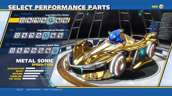 الكشف عن عروض بالفيديو للعبة Team Sonic Racing و الموعد مع التخصيص و مراحل جديدة لأول مرة..