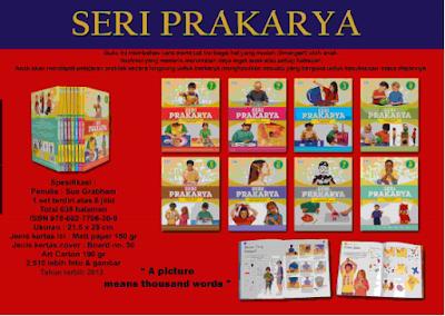 Jual Seri Prakarya