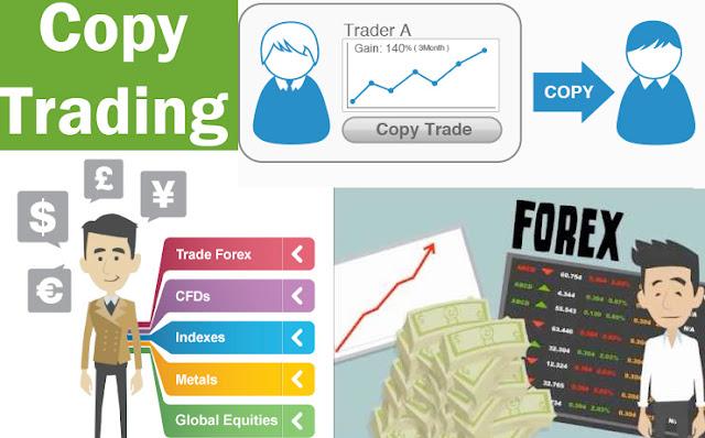 Forex Copy, Copy Trade, Copy Signal Mql5