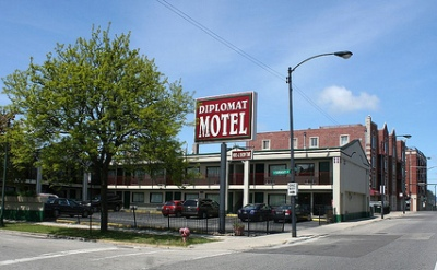 Diplomat Motel, Chicago