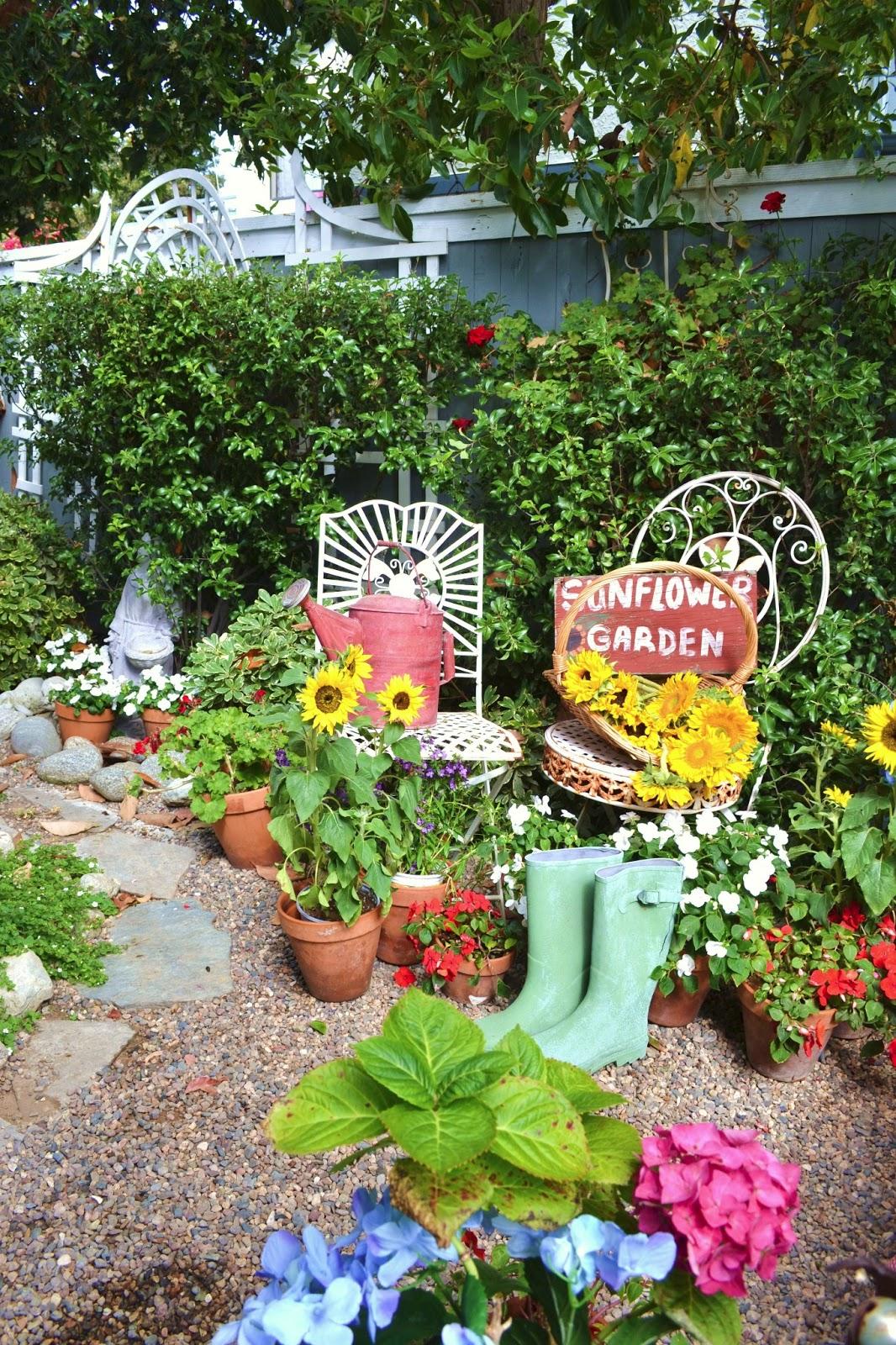 My Painted Garden: Summer Garden Tour