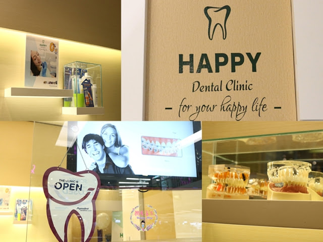 Pengalaman Oxygen Scaling and Protection di Happy Dental Clinic Mal Ciputra