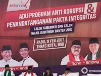 Dinasti Ratu Atut Kembali Kuasai Banten, Mengàlahkan Rano Karno