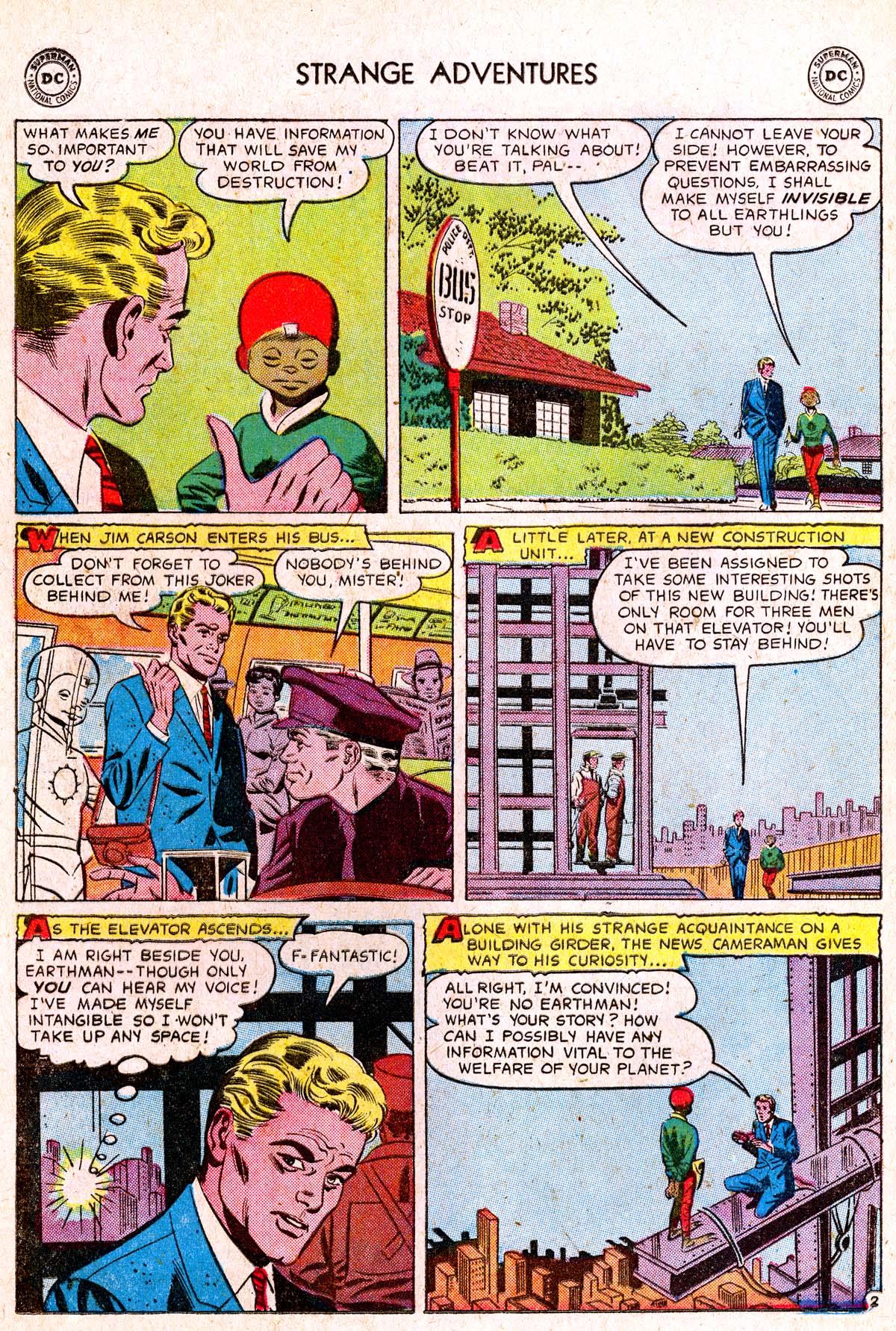 Strange Adventures (1950) issue 88 - Page 20