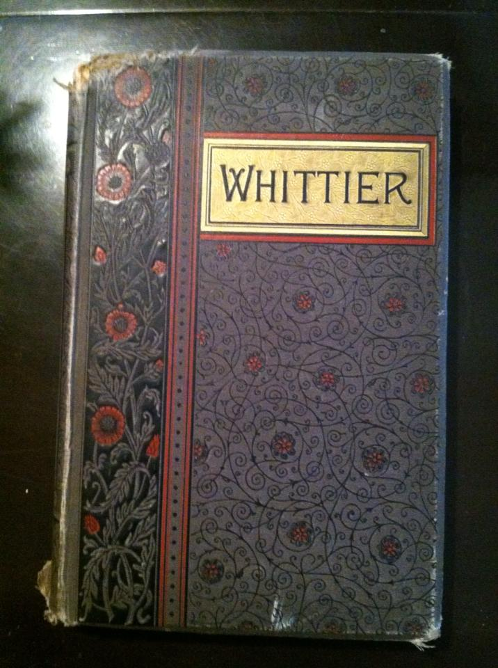 Complete Poetical Works of John Greenleaf Whittier