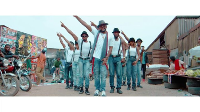 VIDEO: Banky W – Blessing Me