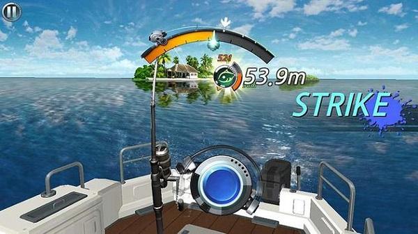 Fishing Hook Kail Pancing Mod Apk