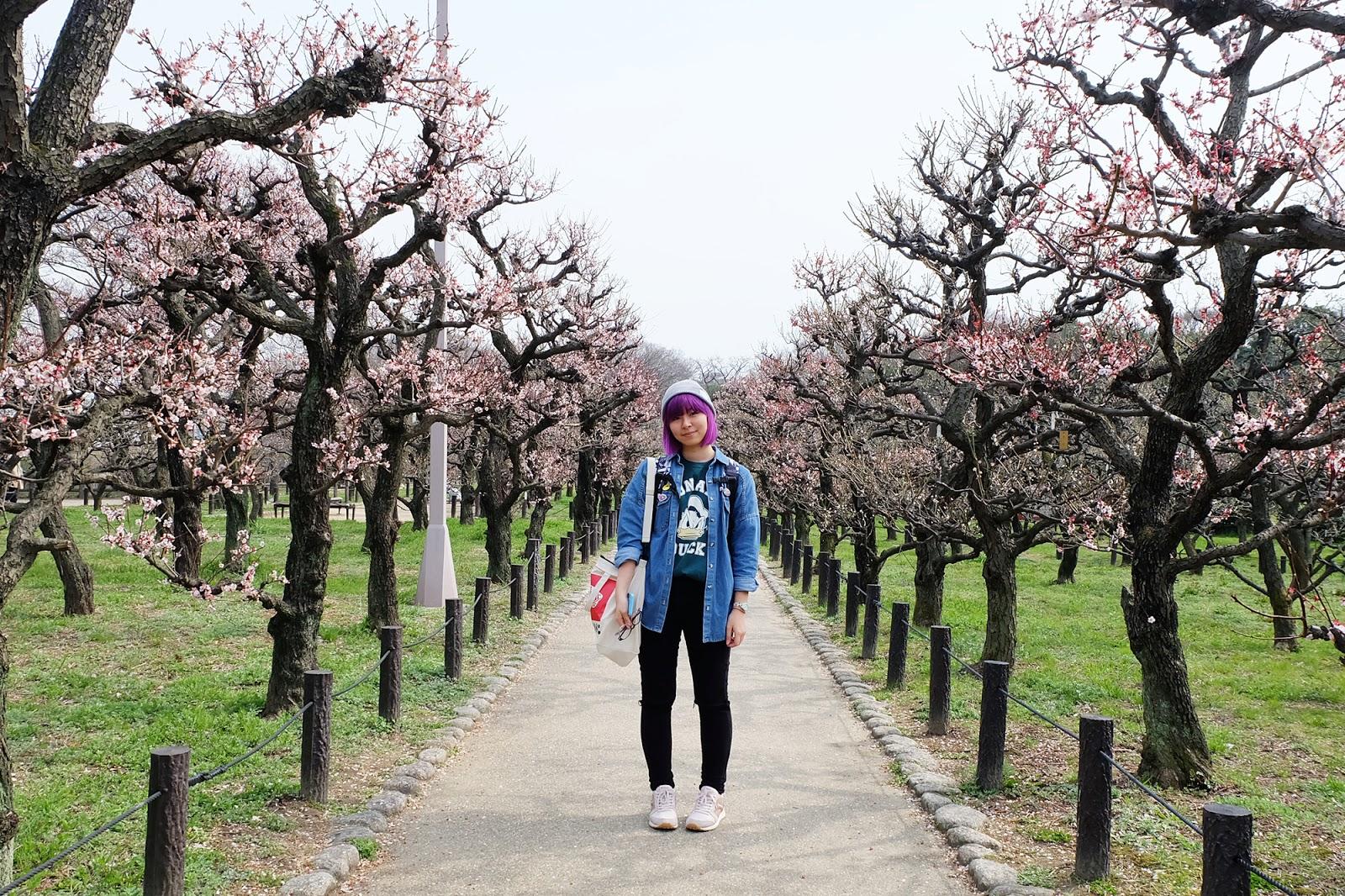 my preparation for Japan solo trip pack clothes | www.bigdreamerblog.com