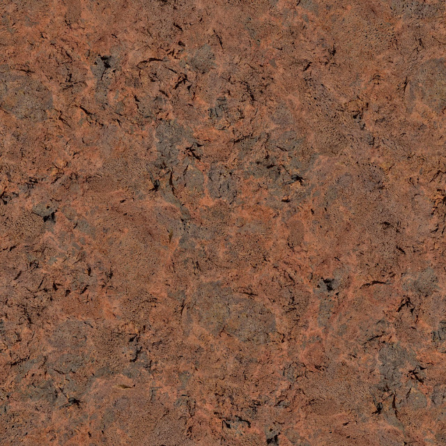 Seamless Orange Stone September 2015