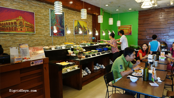 Hometown Iloilo Buffet by Freska - Iloilo Restaurant -