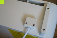 Kabel: Beurer LR 300 Luftreiniger mit HEPA Filter für 99,5% Filterleistung, ideal bei Heuschnupfen und zur Allergievorbeugung
