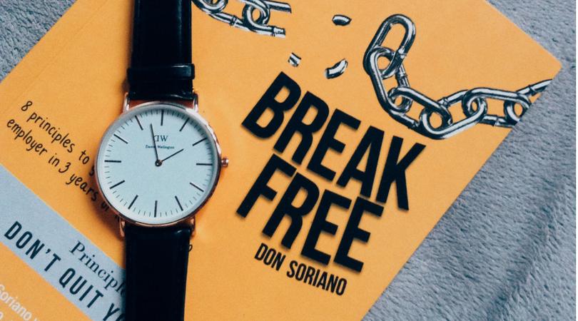 You can BREAK FREE