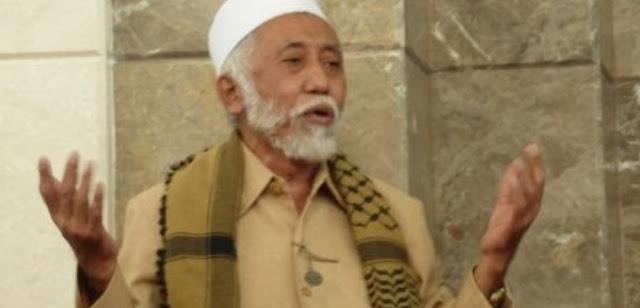 Abuya Muhtadi Dimyati: Pancasila Tidak Dibuat Oleh Sembarang Orang, Awas Jangan Macam-macam!