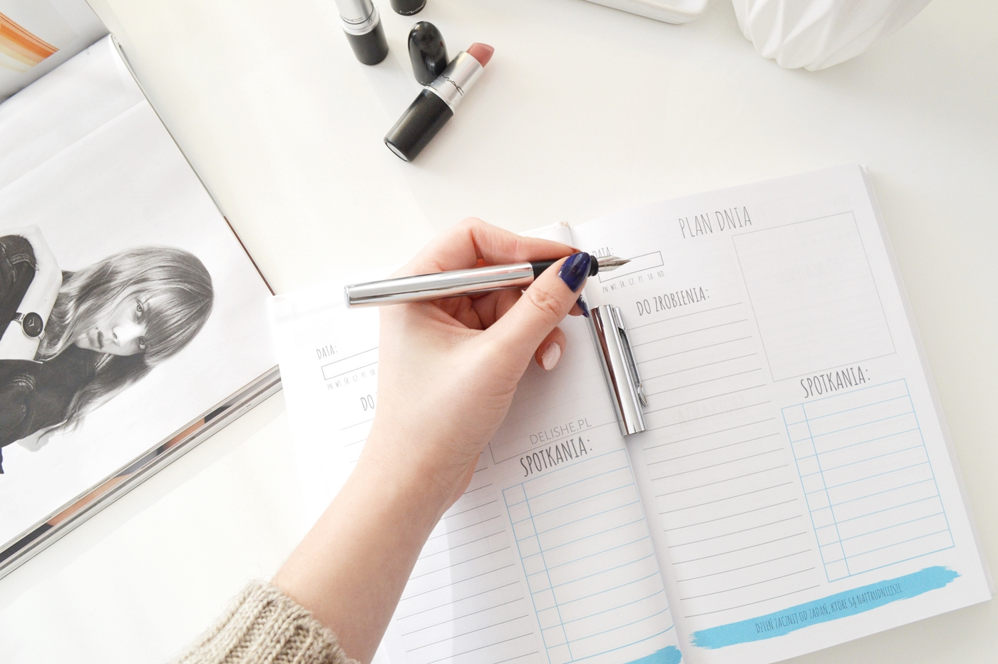 planner, planowanie, bullet journal