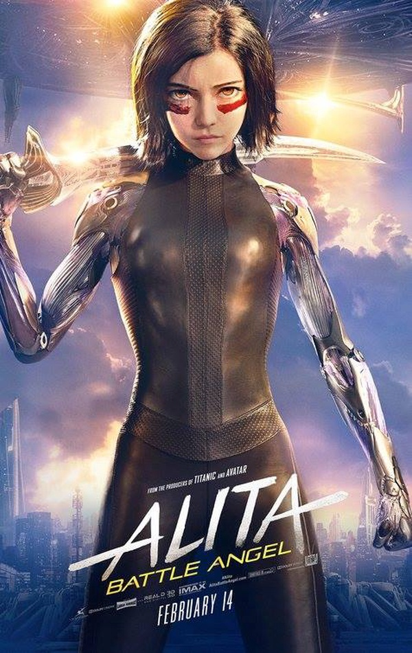 Alite: Battle Angel Download And Watch Online in Hindi