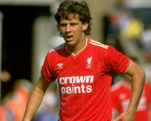 Jim Beglin Ketika Masih Bermain Untuk Liverpool