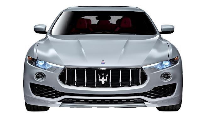 Maserati Levante S Image 02