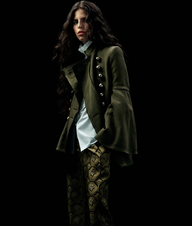 Burberry x Barneys New York capsule collection
