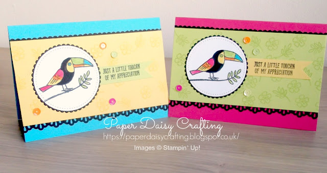 Bird Banter from Stampin' Up!