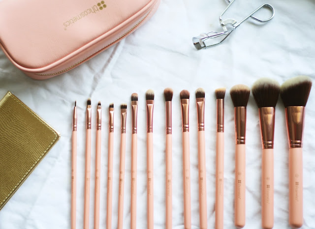 Image result for bh cosmetics brush set