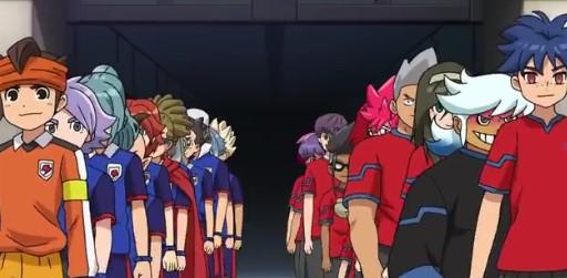 Inazuma Eleven: Orion no Kokuin – Episódio 02