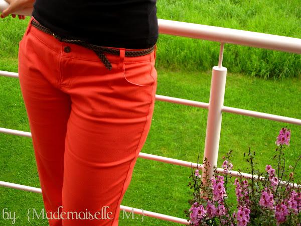Le pantalon parfait - prototype #1