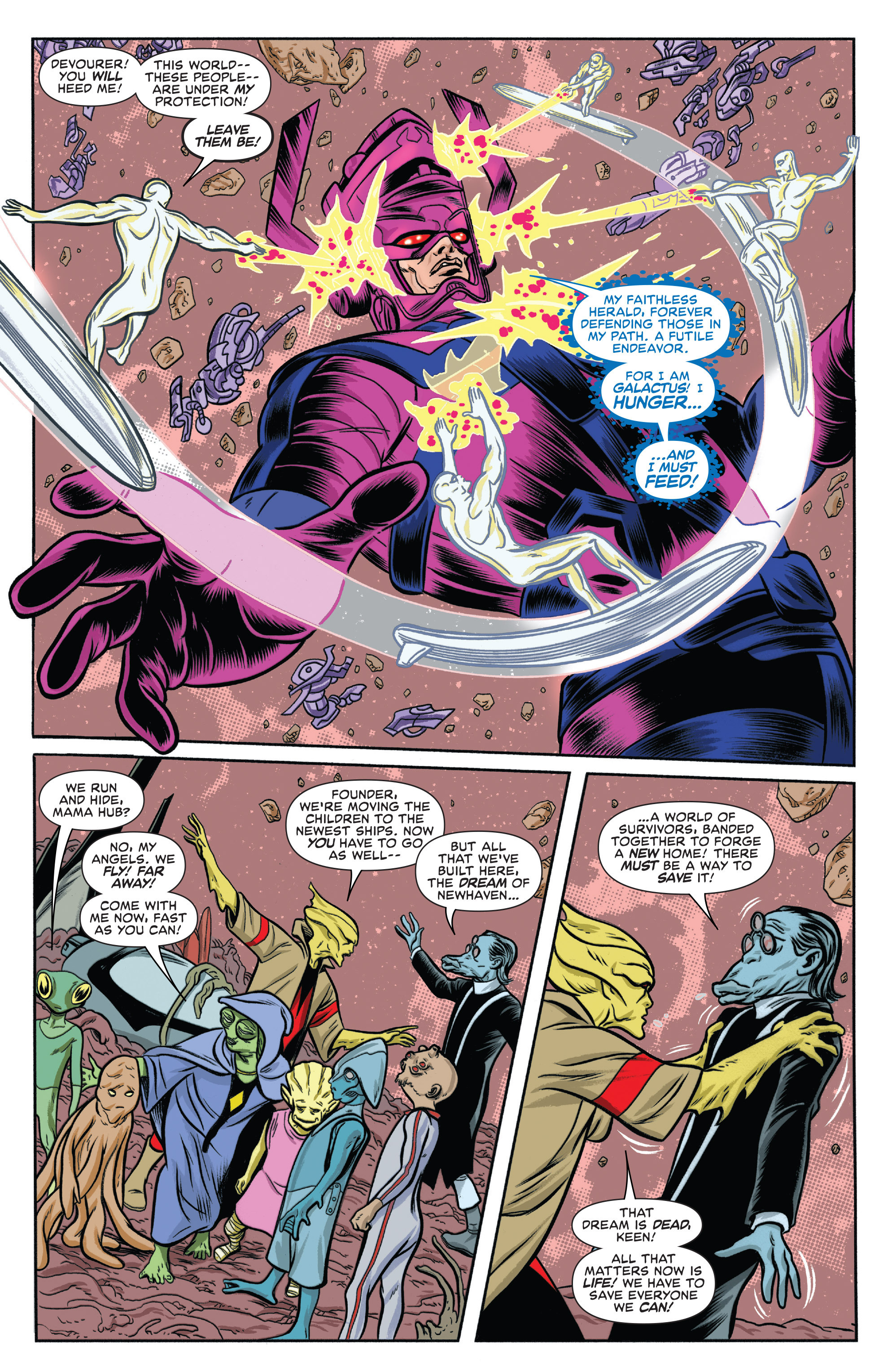 Read online Silver Surfer (2014) comic -  Issue #10 - 6