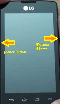 Firmware Android: How To Hard Reset LG Joy
