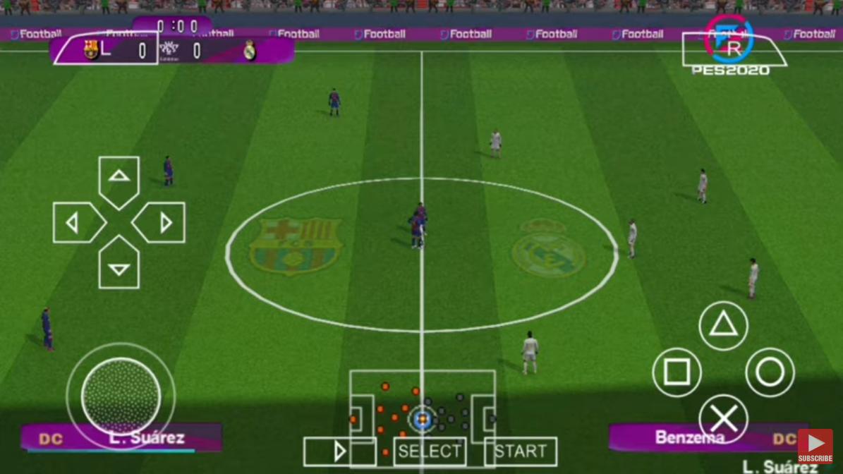 تحميل لعبة ابطال الكرة ppsspp