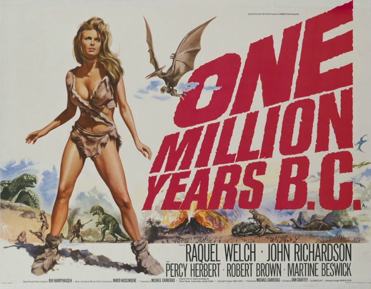 A Vintage Nerd Movie Madness Monday Classic Film Recommendations Old Hollywood MoviesRaquel Welch