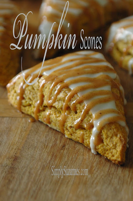 Simply Suzannes Pumpkin Scones Treasure Hunt Thursday From My Front Porch To Yours