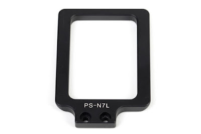 Sunwayfoto PS-N7L side plate