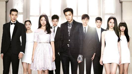 k-drama the heirs