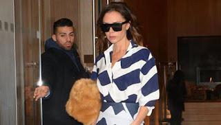 Victoria Beckham Membeberkan Alasannya Selalu Memakai Kacamata Hitam