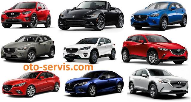 Ankara Yenimahalle Mazda Yetkili Servisi